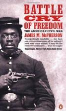 Battle Cry of Freedom: The Civil War Era (Penguin history) by James M. McPherson