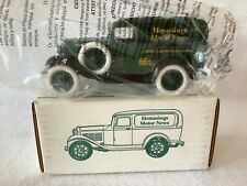 ERTL 1932 Panel Delivery Bank, 1:25 Scale, Hemmings Motor News