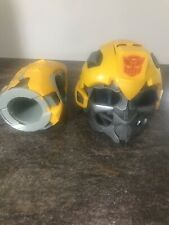 Transformers Bumble Bee Helmet And Plasma Gun