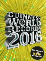Guinness World Records 2016 by Guinness World Records , Hardcover