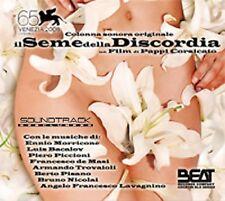 Il Seme Della Discordia: Morricone/Bacalov/Nicolai/Piccioni/ (New/Sealed CD)