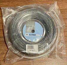 Luxilon ALU Power Rough 125 Reel 16L (1.25mm Tennis String) Full 220m/726ft. New