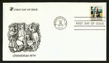 #1799 15c Madonna and Child, Reader's Digest FDC **ANY 4=FREE SHIPPING**