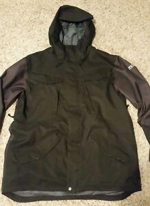 Volcom mens union jacket XL/TG