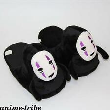 Anime My Neighbor Totoro No Face man Plush Soft Shoes Indoor slipper Halloween