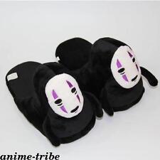 Anime My Neighbor Totoro No Face man Plush Soft Shoes Indoor slipper Halloween