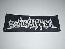 BONGRIPPER DOOM METAL EMBROIDERED PATCH