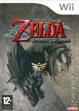 The Legend of Zelda: Twilight Princess (Wii) VideoGames