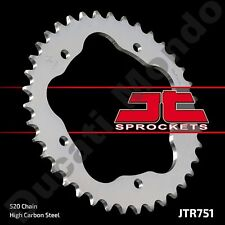 Rear sprocket 38 tooth JT steel 520 Ducati 748 Monster S2R 800 & 520 conversion