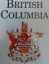 British Columbia .25 cent coin