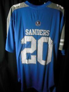 Detroit Lions Barry Sanders #20 Men's Majestic Hall Of Fame Jersey