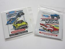 Ford Motorsports Nationals 92-93 8-9th Annual Maple Grove Raceway Plaques