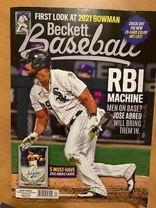 Beckett Baseball Magazine #177 DECEMBER 2020