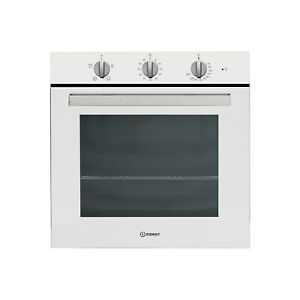 Indesit Aria Electric Conventional Single Oven - White