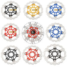 Snail MTB Mountain bike Cycling Brake Disc Floating Rotor 160/180/203mm Rotors-