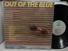 Out Of The Blue Various Blues Duke Robillard Clarence Gatemouth Rounder LP Mint