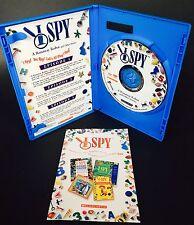 ~ I SPY DVD RUNAWAY ROBOT EDUCATIONAL AMERICAN KIDS VIDEO TEACHING GAMES