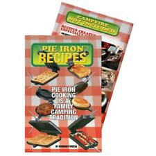 Rome Pie Iron Recipe Book #2000Pi - Campfire Sandwich Cookbook Pudge Pie, Camp