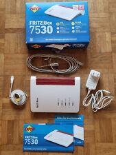AVM FRITZ!Box 7530 Dual Band WLAN Router mit Integriertem VDSL Modem (20002839)
