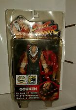 SOTA STREET FIGHTER TOY ROCKET GOUKEN FIGURE sdcc