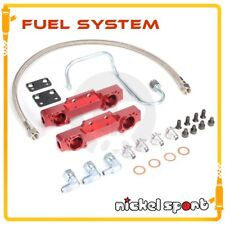 WRX STI GC8 EJ20 For Subaru V3 V4 Fuel Rail & Fuel Oil Line Kit