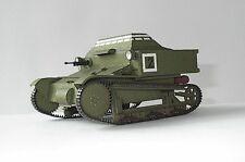 Modelik 09/02 - Russischer Panzer T-27    1:25