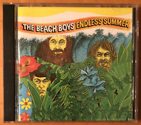 BEACH BOYS ENDLESS SUMMER CAPITOL CDP 7 464672 MADE IN JAPAN NM SMOOTH TOP RARE!