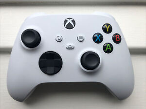 Official Microsoft Xbox Wireless Controller - Robot White Series X S and One  10