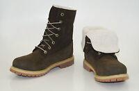 Timberland EK Authentics Teddy Boots Waterproof Winter Stiefel Stiefeletten Warm