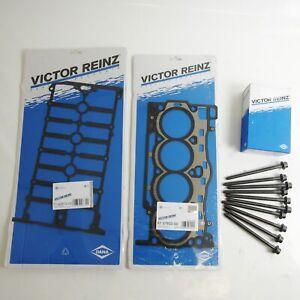 REINZ Zylinderkopfdichtung + Schrauben + Ventildeckeldichtung Audi VW 1,4l TFSI