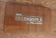 #3216 Plano Mini-Magnum jr. Multi Compartment Double Sided Tackle Box