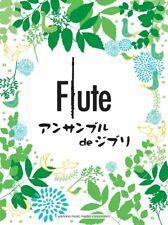 Flute Ensemble de Ghibli