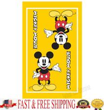 Disney Kitchen Towel Single Mickey Mouse kitchen Towel Only Original
