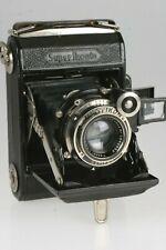 Zeiss Ikon Super Ikonta 530 4,5x6cm mit C.Z. Jena Tessar 3,5/7cm #1442952