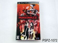 Persona 2 Innocent Sin Japanese Import PSP Portable Japan Tsumi JP US Seller A
