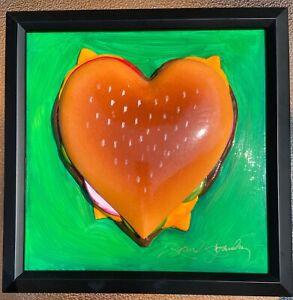 Cheeseburger Heart by Roark Gourley
