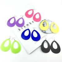 Halloween Women Acrylic drip Drop Dangle Earrings Ear Hook Earrings Gift Jewelry