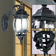Estilo Rústico Pared Linterna Exterior Iluminación Aluminio Luz Entrada De Hof
