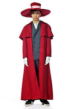 Hellsing Cosplay Costume Alucard Tv Ver Any Size