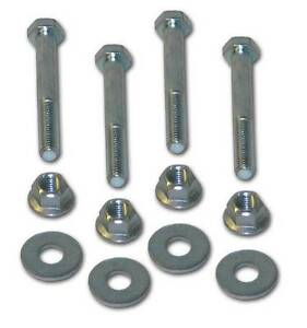 Rear Lower Control Arms Mounting Hardware Bolts & Nuts Kit | 1971-1996 GM B-Body