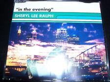 Sheryl Lee Ralph In The Evening Rare Australian 7 Track Remixes CD - Like New