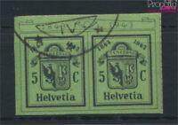 Schweiz 423 (kompl.Ausgabe) gestempelt 1943 Briefmarkenausstellung (9045592