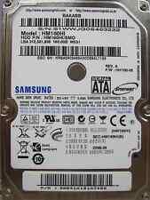 160gb Samsung hm160hi | hm160hi/smo | s/n s 1 wwjgos 463222 | 2009.04 discoteca rigido