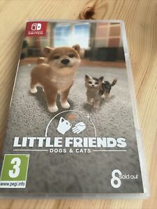 Little Friends: Dogs and Cats Game Nintendo Switch, 2019