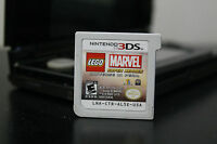 LEGO Marvel Super Heroes: Universe in Peril  (Nintendo 3DS, 2013) *Tested