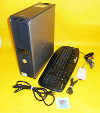 Dell Optiplex Gx520 Dt Intel P4 3.2Ghz 2Gb Ram 500Gb Hdd Com/Lpt Linux Ubuntu Pc