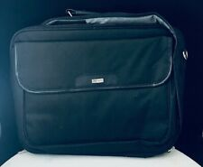 """Targus OCN1-72 Black Notepac Case for 15.6"""" Laptop & Business Accessories NWT"""