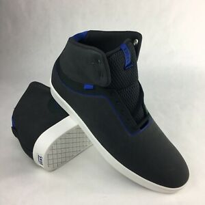 Vans LXVI Stat Charcoal Royal VN-0RRMY56 Men's Size 13