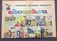 CHOUCHOU n°3 du 26 novembre 1964. PICHARD - FOREST. SCHULZ