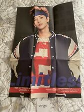 NCT 127 Limitless Taeil Poster
